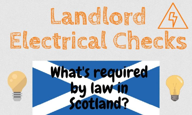 Landlord Electrical Checks in Scotland 2017