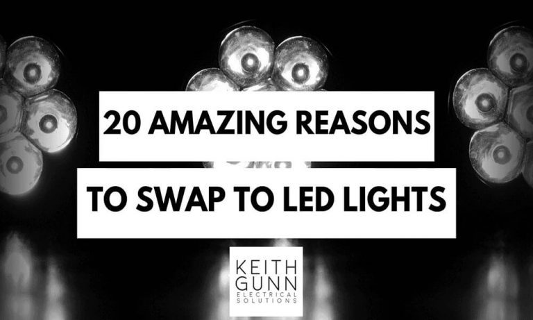 20 Amazing Reasons to Swap to LED Lights