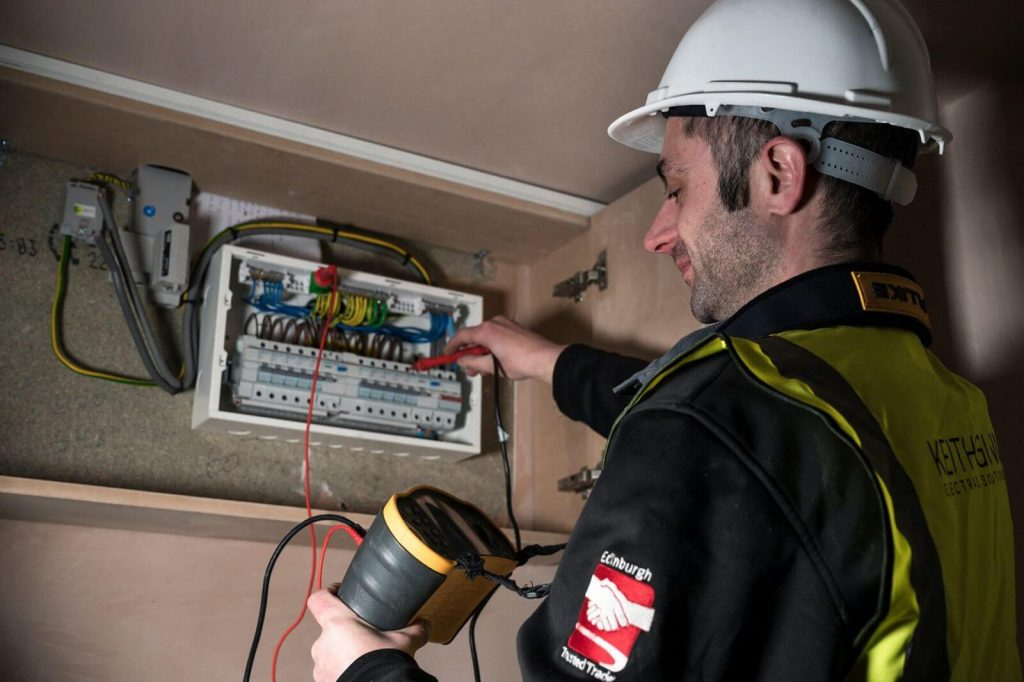 Electrical testing for EICR